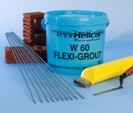 The Thor Helical Masonry Crack Repair Kit gives you everything needed for professional brickwork stitching and reinforcement. Suitable for repairing wall cracks in brick, block & stone walls.
