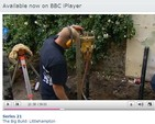 Driving Piles - DIY SOS Dolls House